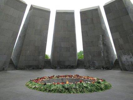 cc Flickr David Stanley photostream Armenian Genocide Memorial