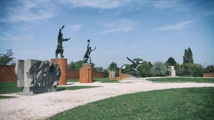 cc Flickr Loizeau photostream Satellite State location Memento Park, Budapest, Hungary