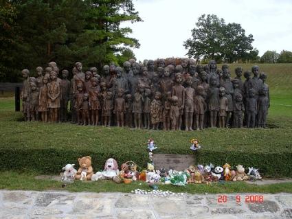 cc Flickr Santiago Stucchi Portocarrero photostream Lidice - Memorial a las víctimas de la Segunda Guerra Mundial