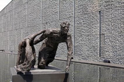 cc Flickr Slice of Light photostream Nanjing Massacre Museum Sculpture 4