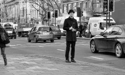 Bowler hat guy - daliscar1