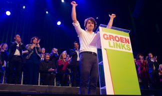 GroenLinks, meetup met Jesse Klaver in TivoliVredenburg Utrecht - mediateam GroenLinks Utrecht