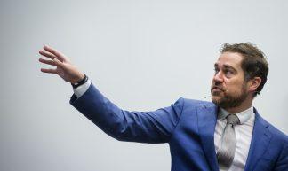 Gastcollege Staatssecretaris Klaas Dijkhoff 007 - EU2016 NL