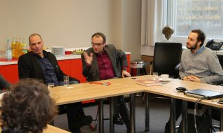 Yanis Varoufakis, Florian Weis, Srećko Horvat - Rosa Luxemburg-Stiftung