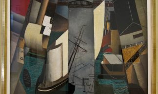 Jean Metzinger, The Harbor (Le port), 1912 - Sharon Mollerus