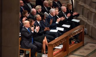 The Funeral of President George H.W. Bush - The White House