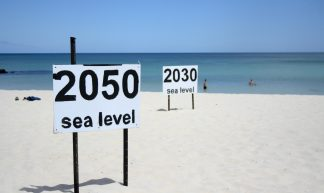 Rising sea levels - go_greener_oz