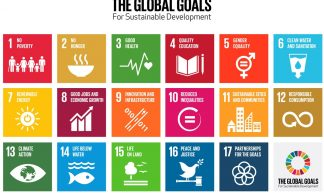 Global Goals - Alan Parkinson
