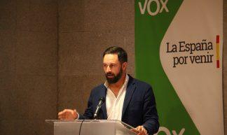 Conferencia de Santiago Abascal en La Coruña - Contando Estrelas
