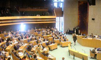 20080625 Stemmen in de tweede kamer - Lollyman