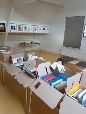 Ketelfactory Stilte museum expositie view