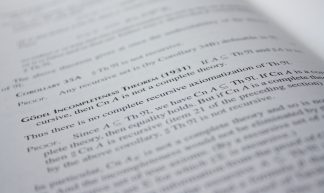 Gödel Incompleteness Theorem - Alejandro Mallea