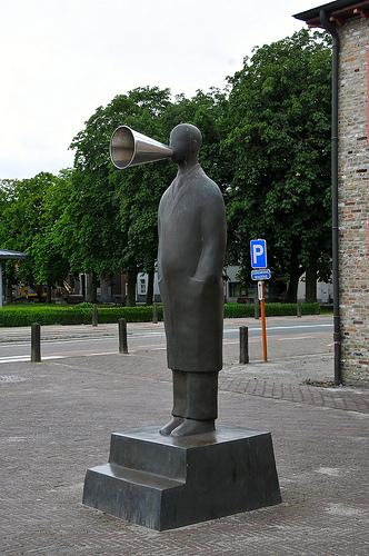 cc Flickr FaceMePLS photostream Kunst Voorstraat Kaprijke