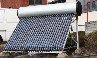 Solar Water Heater boiler - gmourits