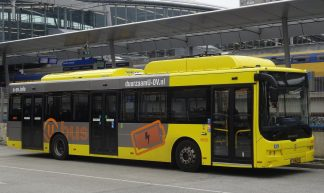 "Ebusco 2.1 Electric Bus ""U-OV"" - harry_nl"