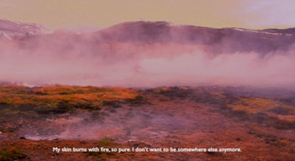 © Pauline Koehorst still uit video installatie Van GoghHuis