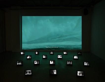 © Pauline Koehorst video installatie Transition