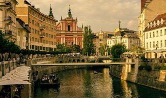 Ljubljana, Slovenia - Pedro Szekely
