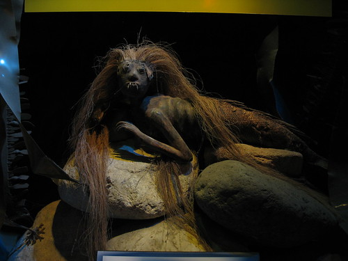 cc Flickr Brian Omura photostream The Authentic Fake Fiji Mermaid