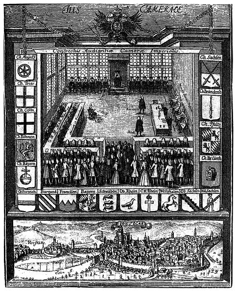 cc commons.wikimedia.org Audienz Reichskammergericht