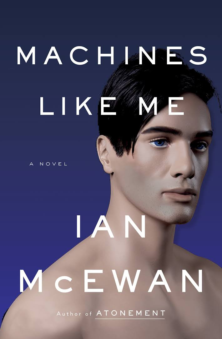 © Knopf Doubleday Publishing Group cover Machines like us by Ian McEwan