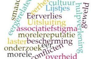 © Sargasso logo serie Eer en cultuur Morele reputatie