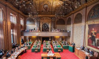 Algemene Politieke Beschouwingen in Eerste Kamer - Minister-president Rutte