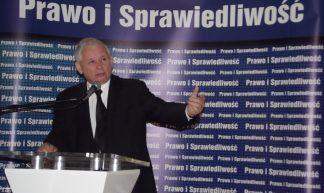 Jarosław Kaczyński - Piotr Drabik