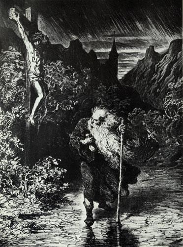 Gustave Doré, Le juif errant
