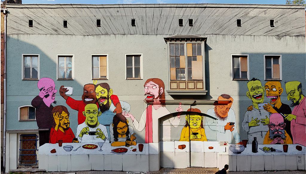 cc Flickr Paulo Ito photostream last supper - Halle - Germany -2014