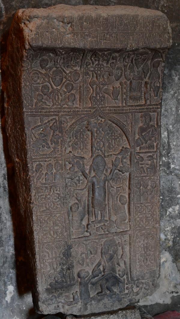 Khachkat uit het Sevan-klooster ((c) Livius.org)