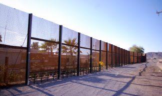 Border Fence!!! - Frederick Dennstedt