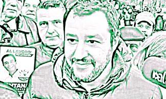 Matteo Salvini - Pietro Piupparco