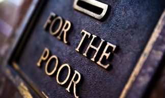 For the Poor Charity Box Basilica of St. Adelbert Grand Rapids December 29, 201016 - Steven Depolo