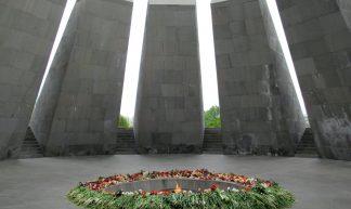 Armenian Genocide Memorial - David Stanley