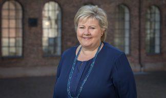 Erna Solberg - Høyre
