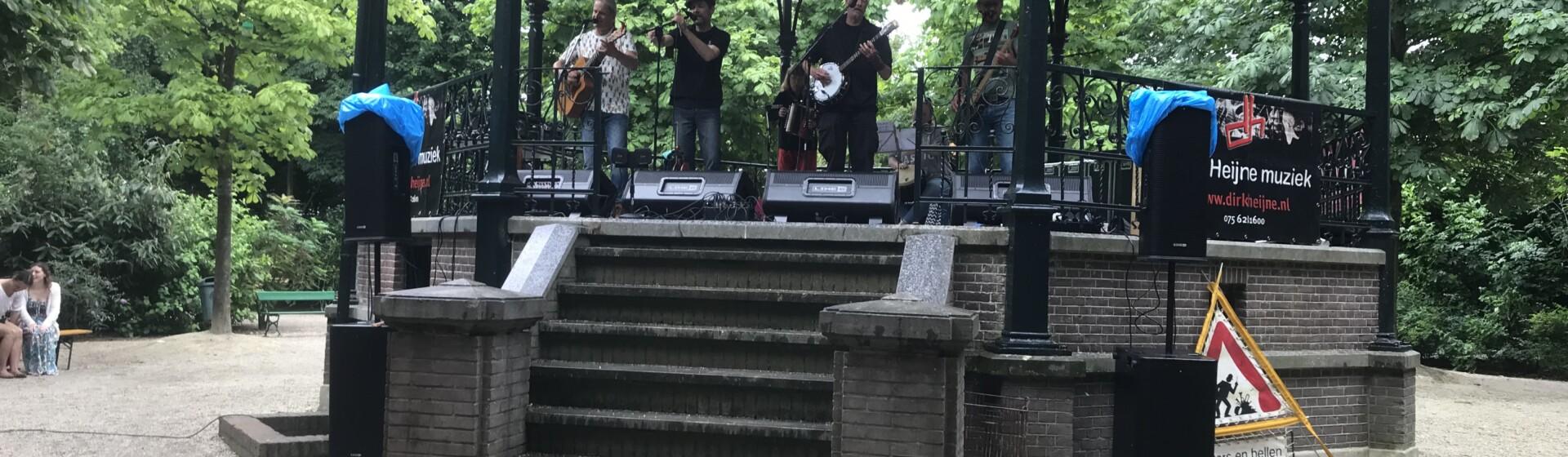 (band) Kavel op Zaanfolk-festival Wormerveer