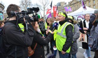 8 mars 2019 - Paris République - Jeanne Menjoulet