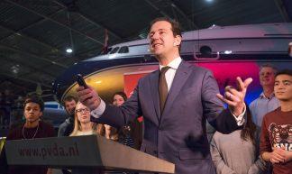 PvdA Ledendag 2016 - Partij van de Arbeid