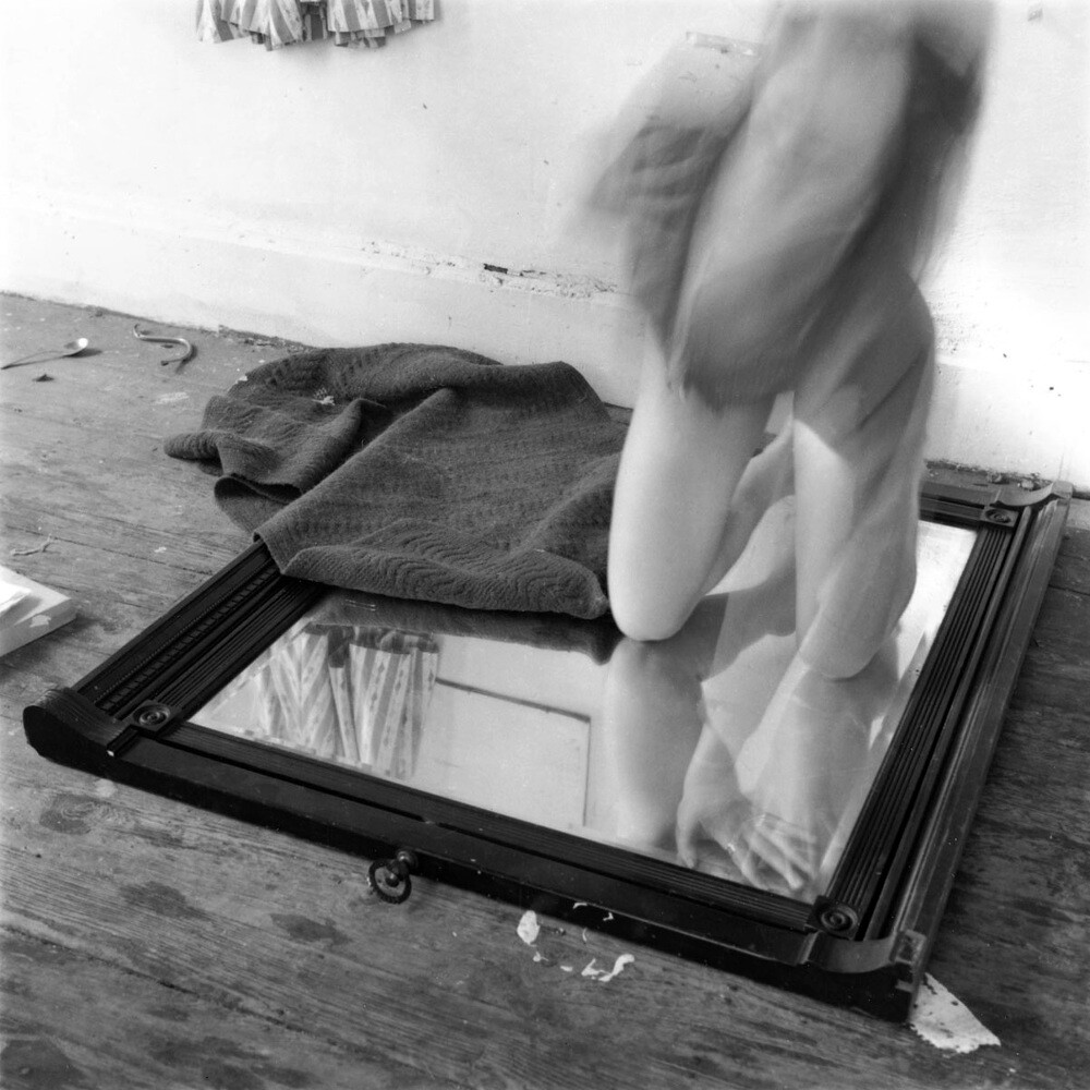 cc Flickr Katexic Clippings Newsletter photostream untitled 1975-76 (Francesca Woodman)