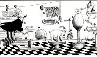 Rube Goldberg - rocor