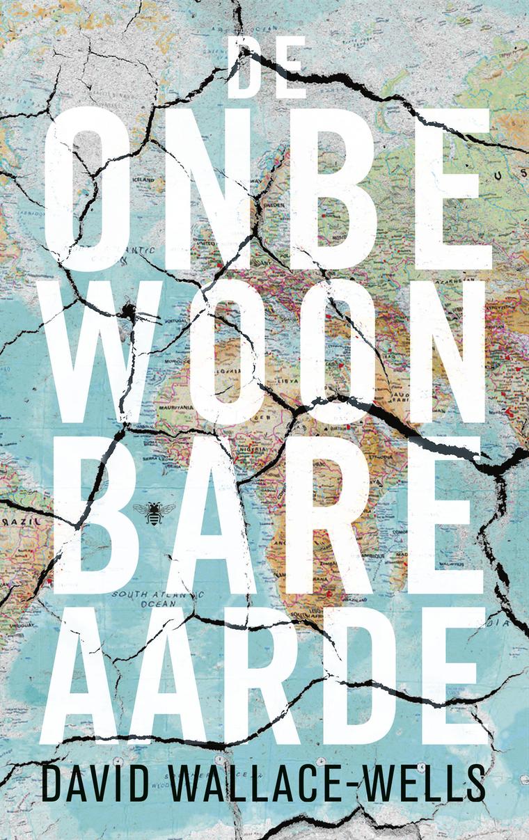 © De Bezige Bij, cover De onbewoonbare aarde van David Wallace-Wells