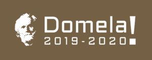 © Museum Domela Nieuwenhuis Logo Domela 2019-2020