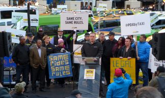 Taxi Cabs vs Uber - Aaron Parecki