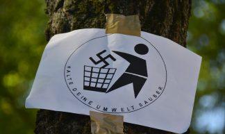 Halte deine Umwelt sauber - Bündnis 90/Die Grünen Nordrhein-Westfalen