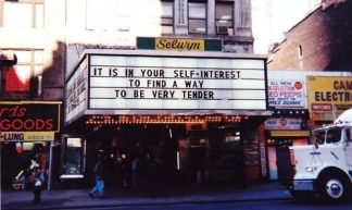 a way to be very tender (Jenny Holzer, the Web) - Francesco Spagnolo