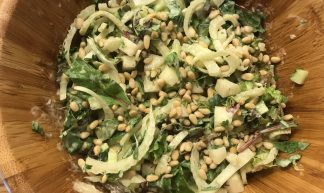 Venkel-peersalade