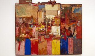 San Francisco - SoMa: SFMoMA - Robert Rauschenberg's Collection - Wally Gobetz