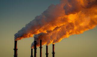 Smoke Stack from Sugar Factory in Belle Glade Florida - Kim Seng