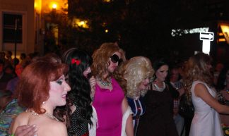 DC High Heel Drag Queen Race 2014 - S Pakhrin